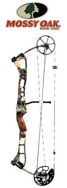 "PSE Mossy Oak X Bow 29"" 70# RH Only"