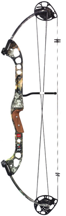 "PSE Mossy Oak X MF Bow 29"" 70# RH Only"