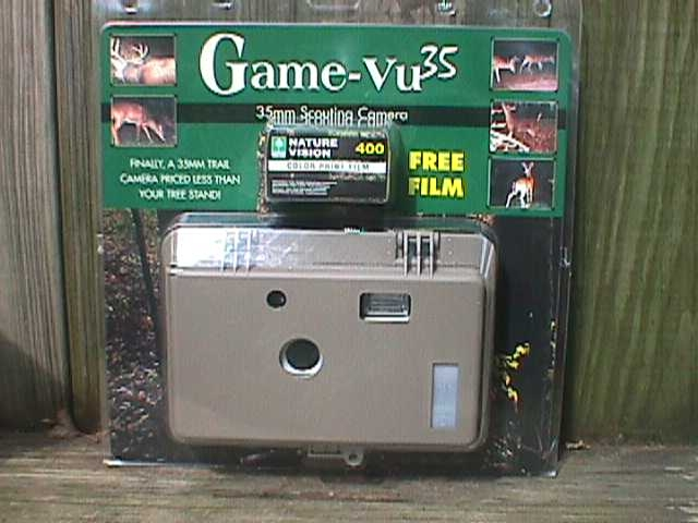 Game-Vu 35mm Scouting Camera